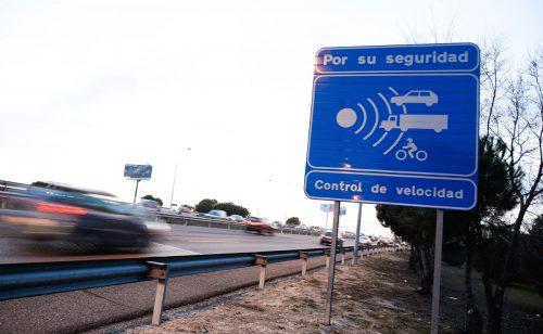 Los radares fijos que más multan en España
