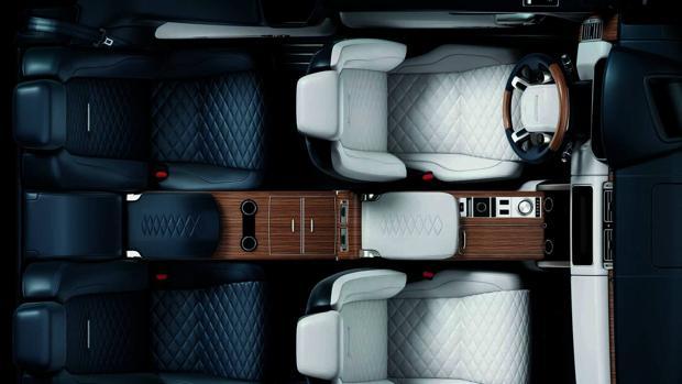La edición limitada del Range Rover SV Coupé hará su debut en el salón de Ginebra