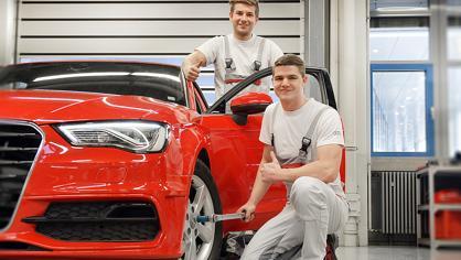 Los trabajadores de Audi ahorran a la empresa 108,6 millones gracias a sus originales ideas