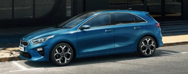 Nuevo Kia Ceed: A la caza del VW Golf