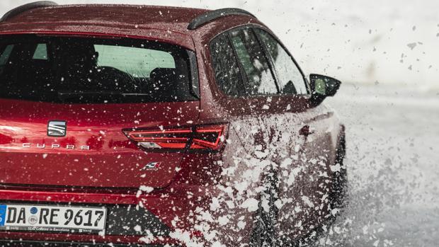 Los secretos de la conducción invernal