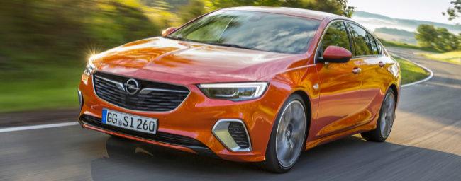 Insignia GSI: El nuevo rey de la deportividad en Opel