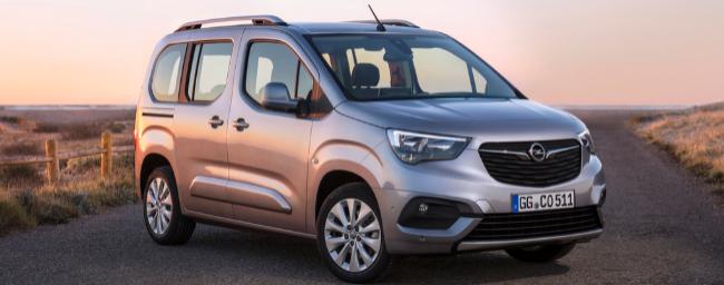 Opel Combo LIFE 2018: Menos furgoneta y más monovolumen