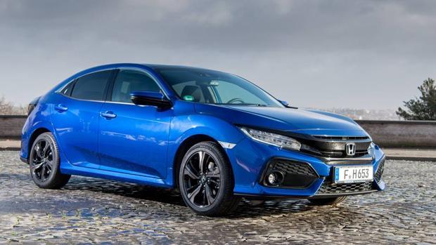 El motor diésel llega al nuevo Honda Civic