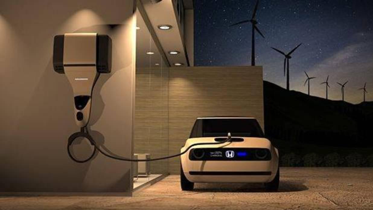 Honda estrena un nuevo sistema de carga eléctrica bidireccional