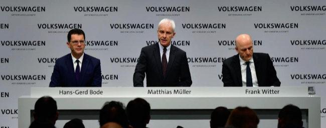 El grupo Volkswagen abrirá 16 plantas para vehículos eléctricos hasta 2022