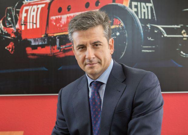 Alberto de Aza, nuevo Consejero Delegado de FCA España y Portugal