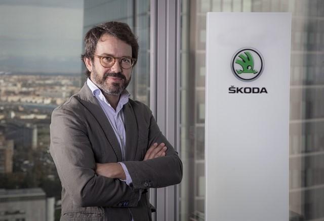 Javier Arenas, nuevo jefe de Prensa de Skoda España