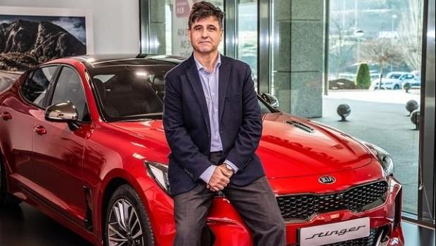 Javier Ruiz, nuevo director comercial de KIA Motors Iberia