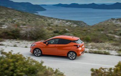 Nuevos motores de gasolina y versión especial más deportiva para el Nissan Micra