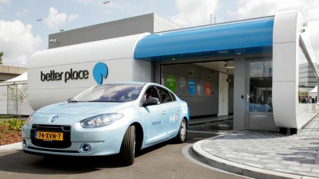 Revolución en el coche eléctrico con baterías de quita y pon: atentos a lo que viene de China