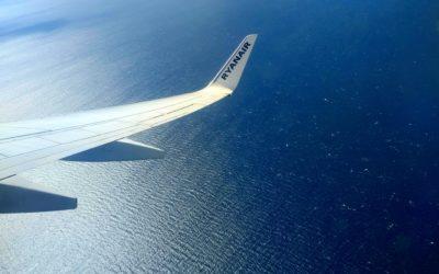 Ryanair lanza un nuevo servicio que conectará Sevilla con Bruselas