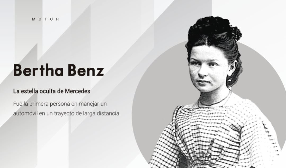 Bertha Benz, la mujer que revolucionó el mundo del motor