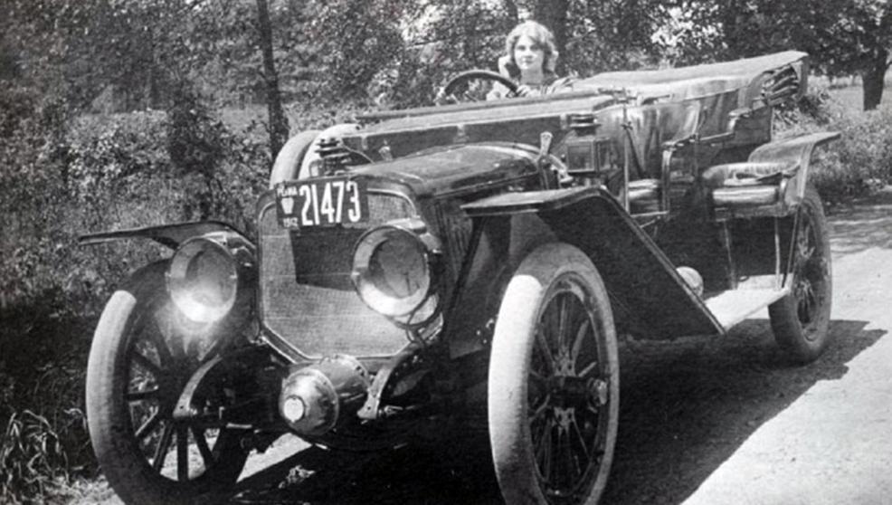 Mujeres que han marcado la historia del motor