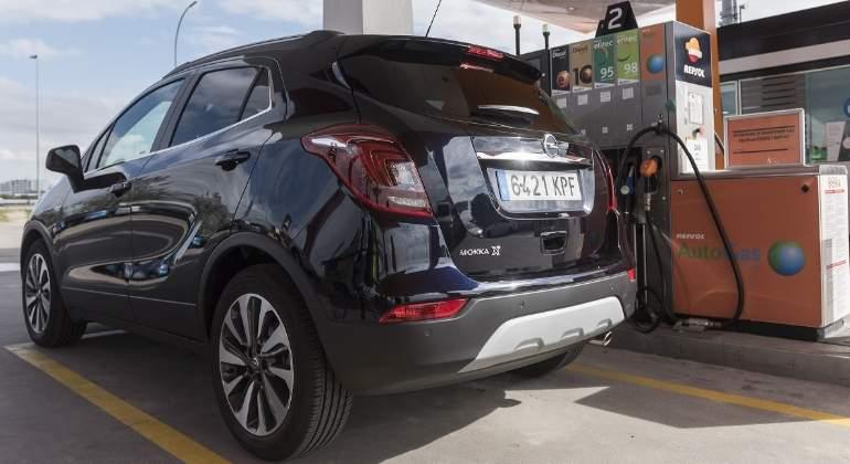 Europcar Mobility Group España compra 200 vehículos de gas licuado de petróleo