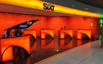 Sixt lanza la primera plataforma integral de movilidad. Alquiler, uso compartido y servicios.
