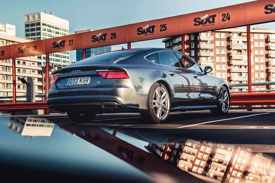 ¿Cuáles son las multas más frecuentes con coches alquilados?