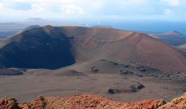 El primer coche completamente autónomo de España recorrerá la Ruta de los Volcanes en Canarias