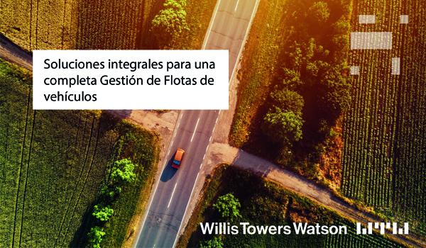 Willis Towers Watson, soluciones a medida en seguros para operadores de alquiler de vehículos