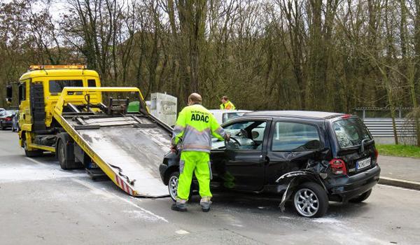 En caso de accidente, Sixt recomienda siempre llamar a la Guardia Civil