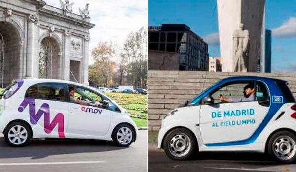 Quién es quién en el «carsharing» en España