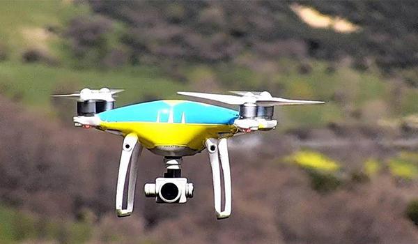 Ya sabemos alguna de las carreteras donde están multando los drones de la DGT
