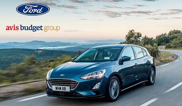 Avis y Ford innovan en el alquiler de vehículos de Europa