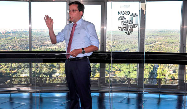 Madrid 360: Almeida relaja las restricciones para acceder en coche al centro