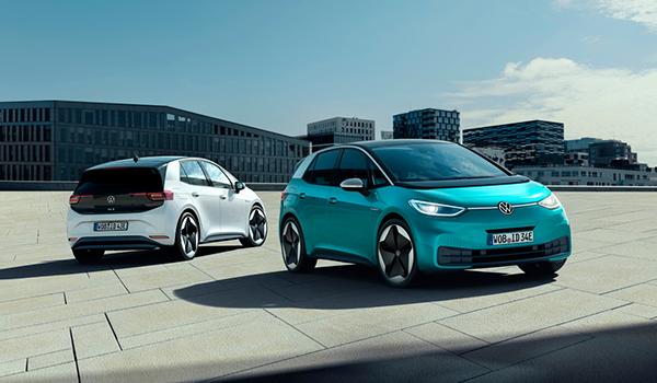 El primer coche 100% eléctrico de Volkswagen