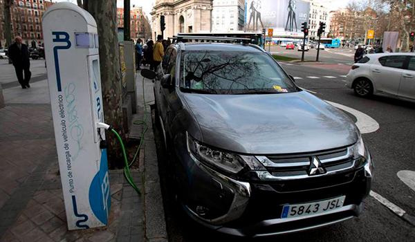 El efecto dominó del coche eléctrico
