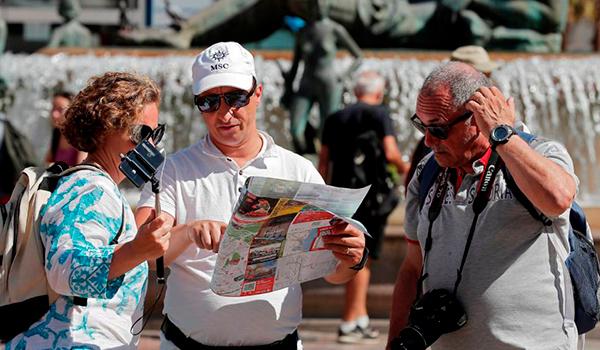 El turismo extranjero se frena en septiembre por tercer mes consecutivo