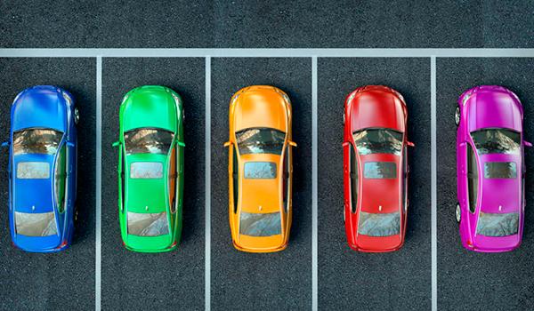 ¿Cómo es tu personalidad según el color de tu coche?