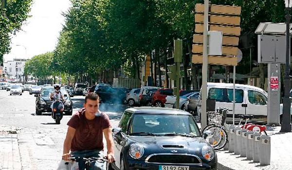 Sevilla restringirá el acceso de coches privados al centro en 2022