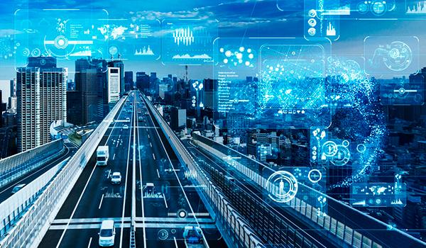 Carreteras que «hablan», coches autónomos y tráfico más seguro: así será la movilidad del futuro