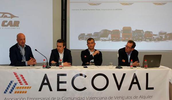 Aecoval celebra su asamblea anual