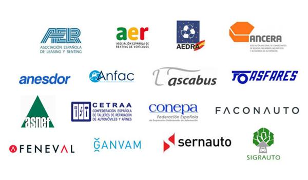 Comunicado conjunto del sector de la automoción ante la gran crisis económica ocasionada por el COVID-19