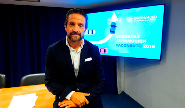 Gerardo Pérez: «El mercado del automóvil va a caer un 60% y necesita un Plan Renove como el vasco»