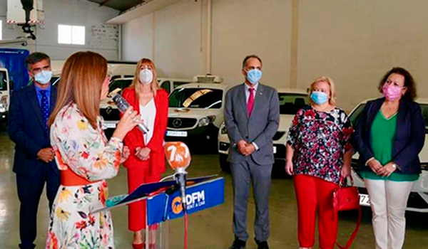 DFM Rent a Car inaugura su nueva sede en Cartagena
