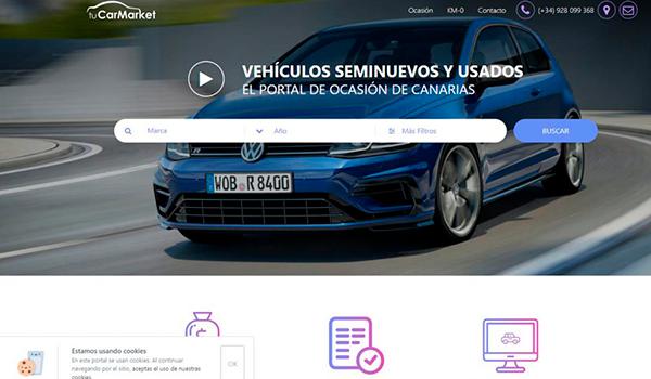 Domingo Alonso y Aconauto lanzan TuCarMarket.com, el primer mercado canario de coches de ocasión