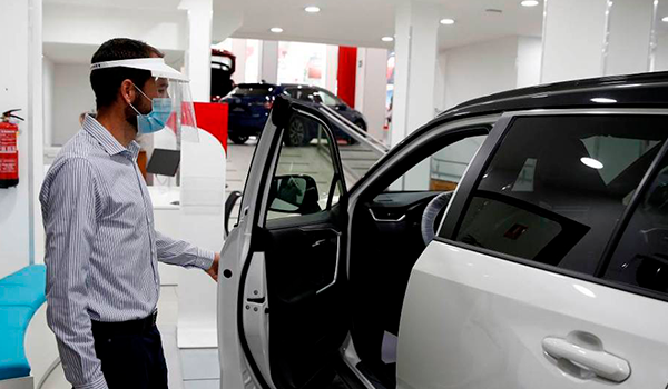 Ganvam prevé que el plan del Gobierno rebaje la caída de las ventas de coches a un 30%