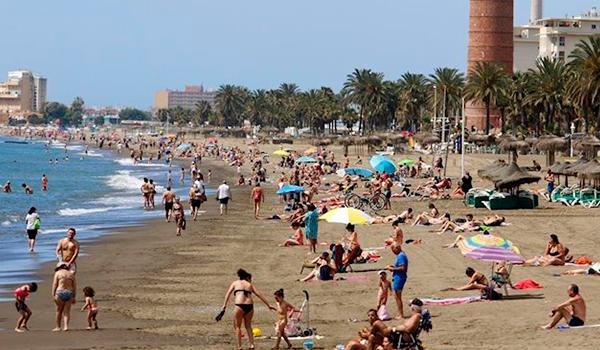 La Costa del Sol, «optimista» con los datos para el turismo nacional e internacional