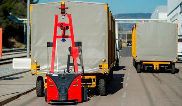 Los robots de SEAT acercan el futuro a la automoción