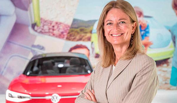 Laura Ros (Volkswagen): «En el coche eléctrico… España está en el vagón de cola de Europa»