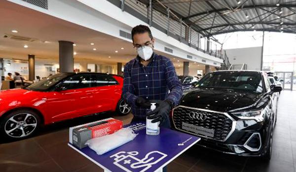 El impuesto de matriculación subirá más de 800 euros por coche en enero