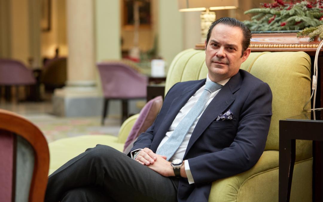 Ignacio Manzano Plaza ocupará el cargo de vicepresidente de FENEVAL