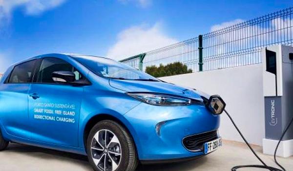 España abandona la cola europea en electrificación de la movilidad