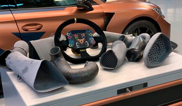 «Ya no concebimos fabricar un coche sin la ayuda de la impresión 3D»