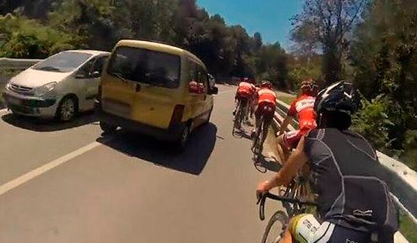 La DGT anuncia una nueva norma para adelantar a los ciclistas