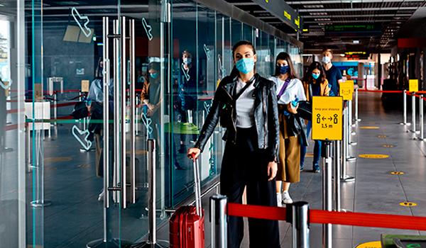 Las mayores aerolíneas del mundo implantan en marzo el Travel Pass de IATA