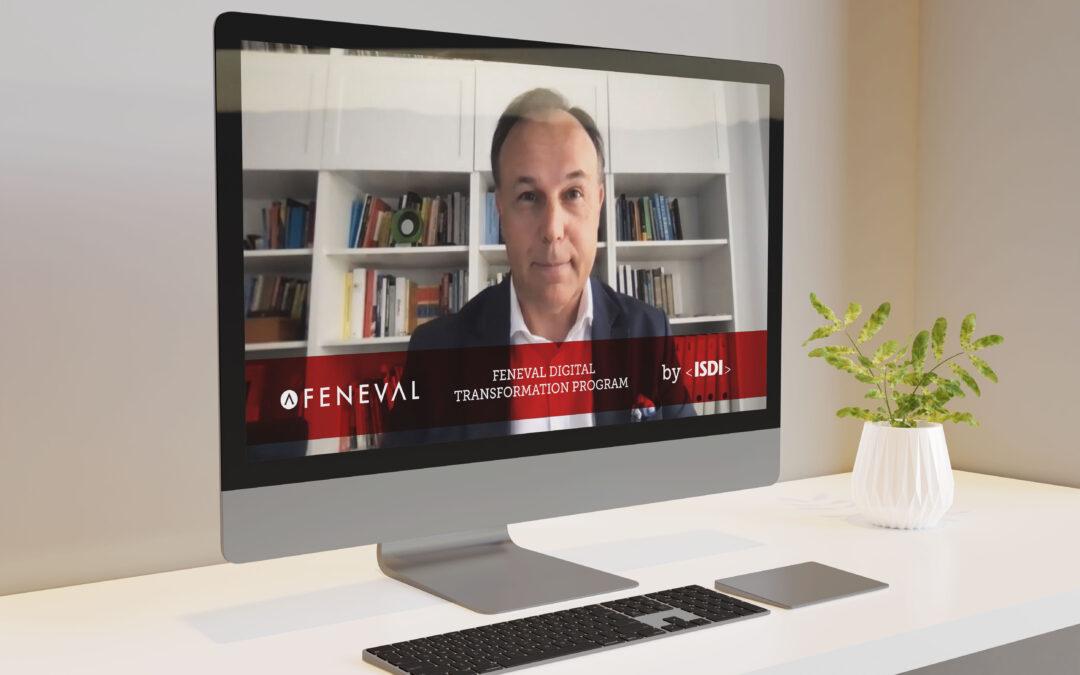 Finaliza con gran éxito la Primera Edición del FENEVAL Digital Transformation Program (DTP)